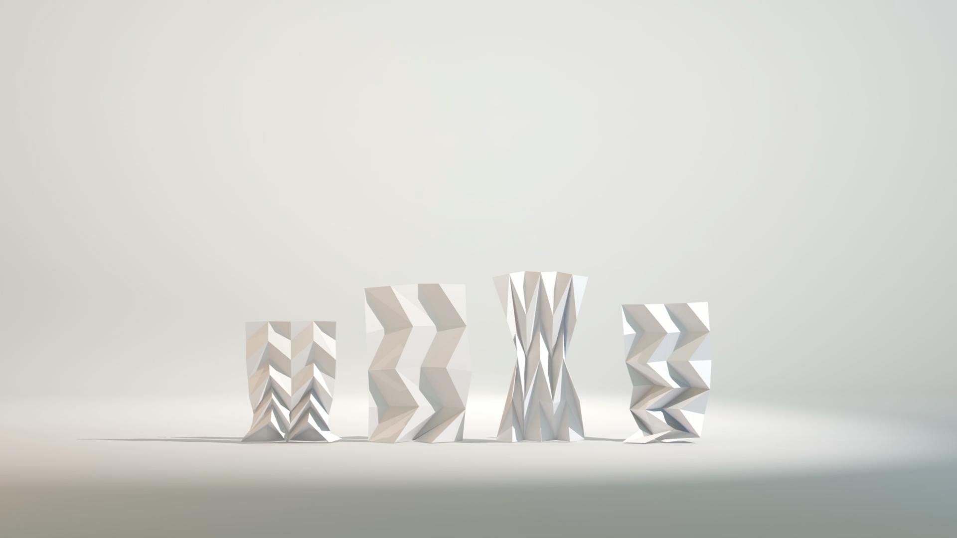 ∩ Folding Patterns